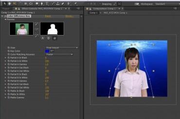 【初學AfterEffect】VIII. AE 追蹤式遮色片動畫