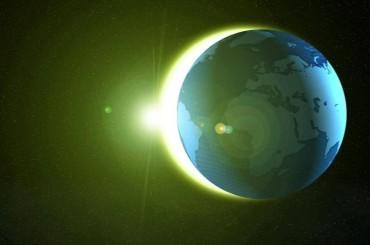 【初學AfterEffect】XII. AE仿真動畫(星球)太陽光芒