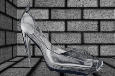 【Max基礎建模入門】幾何物件塑型 (玻璃鞋)
